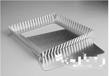 ! Aluminium Alloy Platz Backform Kuchenform Pie Platte Backenwerkzeuge Kuchen Dekoration