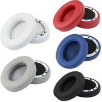 2PCS Replacement Ear Pad Cushion For Beats By Dr Dre Studio 2 0 Headphone Wireless Bluetooth