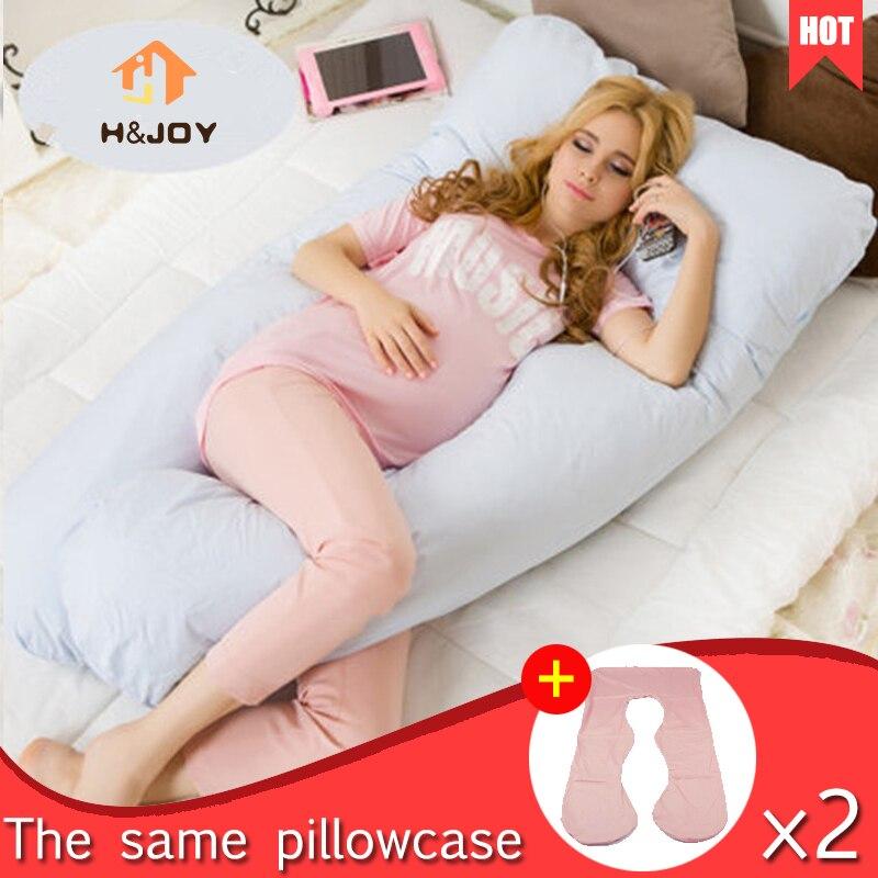 Full Body Pillow Pregnancy Pillow Maternity UShaped Body ...