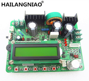Image 1 - ZXY6005 yükseltilmiş versiyonu ZXY6005S Tam CNC sabit voltaj sabit akım DC DC regüle güç kaynağı, 60 V, 5A, 300 W