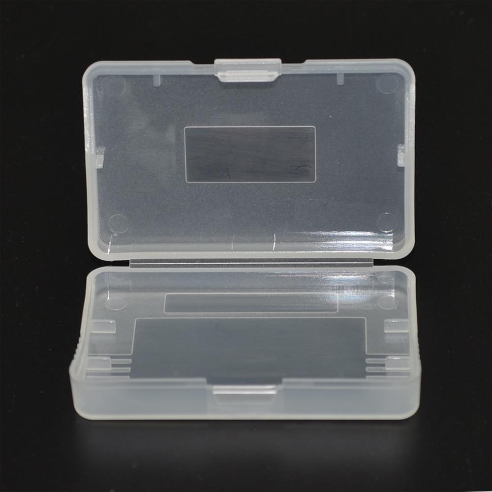 5 PCS Plastik Permainan Cartridge Kasus Kotak Penyimpanan Penutup - Permainan dan aksesoris - Foto 2