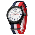 Nueva Curren Relojes de Los Hombres Superiores de la Marca de Lujo Para Hombre de Nylon Correa Relojes de Pulsera de Cuarzo de Los Hombres Deportes Populares Relojes del relogio masculino 8195