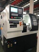 J35 CNC metal lathe machine