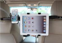 Universal usado duplo acessórios do carro assento de carro de volta encosto de cabeça montar titular suporte bracket suporte para ipad e telefone