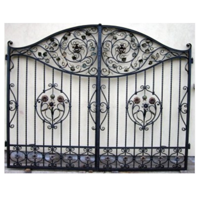 Decorative Wrought Iron Gates Iron Gates Design India Indoor China