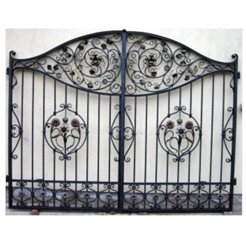 decorative wrought iron gates iron gates design india ... on Iron Get Design  id=36251