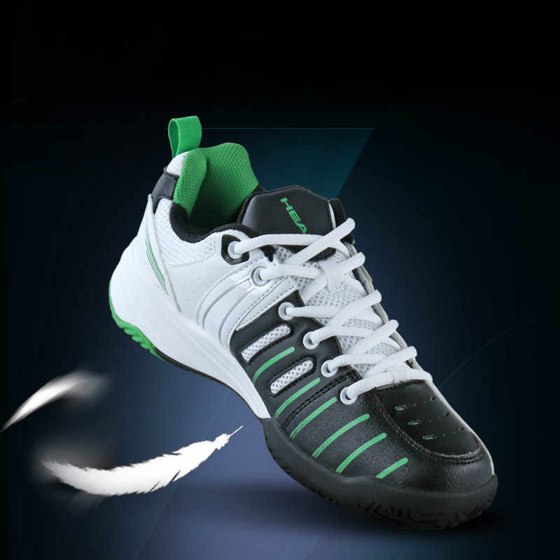 HOT Genuine Head professional Tennis Shoes For Men Women Breathable Anti-slippery tennis Sneakers
