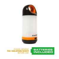 EVERBRITE Mini LED Camping Light For Hiking Camping Emergencies Protable Lantern