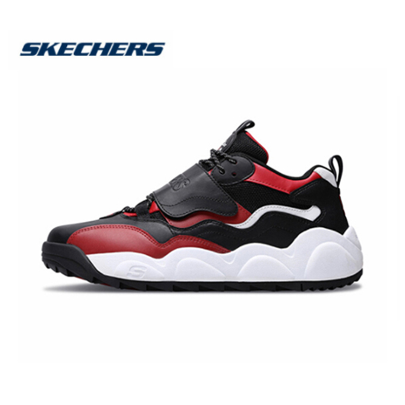 Skechers Shoes Men D'lites Platform Casual Shoes Men