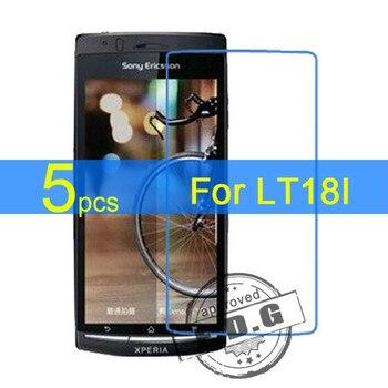Protector de pantalla LCD para Sony Xperia Arc S X12 LT15I LT18I,...