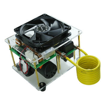 2000W ZVS Magnetic Induction heating water cooling plate Efficient cooling and air cooling