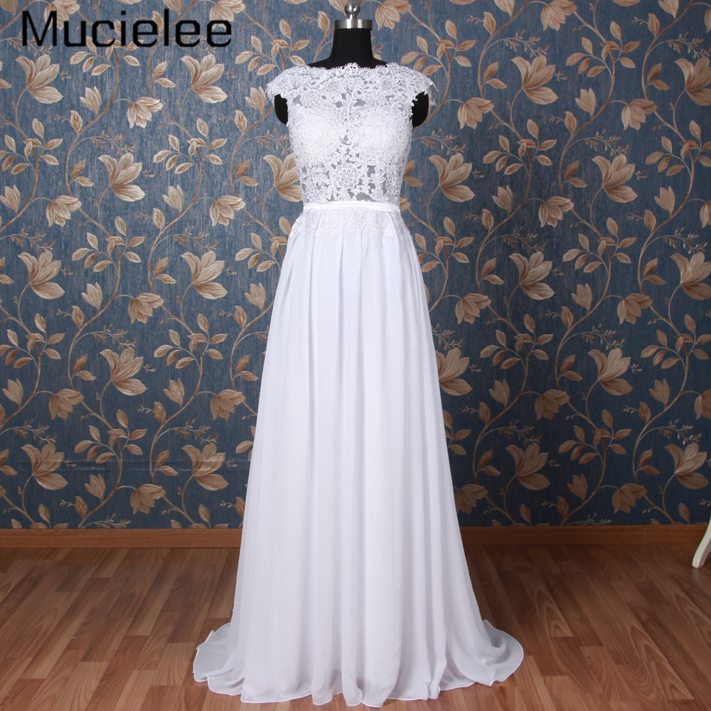 Vestido de noiva 2017 china bridal gowns sexy turkey lace for Affordable boho wedding dresses