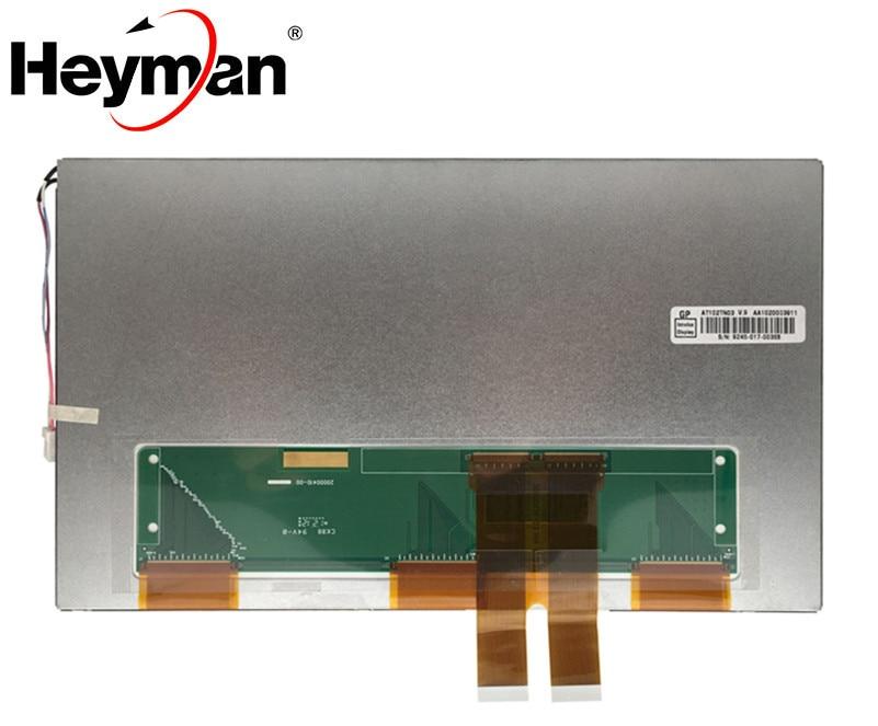 Heaker 10.2 pouces AT102TN03 V.8 AT102TN03 V.9 écran d'affichage LCD panneau de navigation de voiture DVD affichage