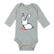 Newborn Bodysuit Baby Girl Boy Clothes 100%cotton Cartoon print Long sleeves Infant Clothing 1Pcs 0-24 months