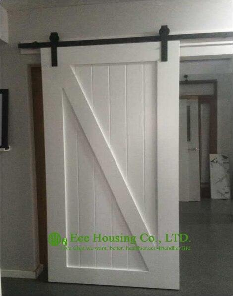 Portes coulissantes modernes de grange, portes en bois intérieures à vendre, matériel de porte de grange, comment construire des portes de grange - 2