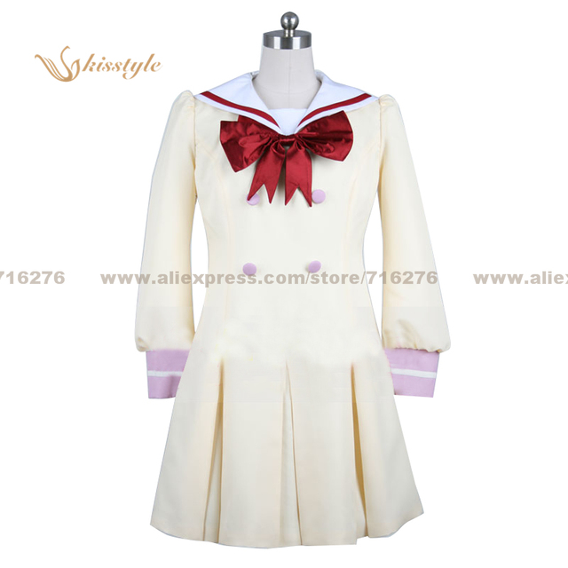 Kisstyle Мода HeartCatch PreCure! Довольно Cure! Private myodo Академия школа Карнавальный костюм для девочек, индивидуальные принимаются