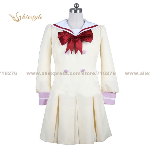 Kisstyle Mode HeartCatch Anvulkanisierten! Pretty Cure! Private Myodo Akademie Schule Mädchen Cosplay Kostüm, Kunden Akzeptiert