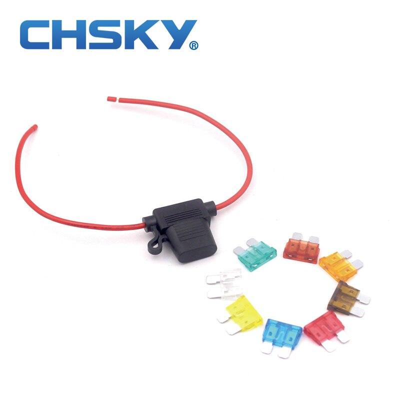 online buy whole waterproof fuse box from waterproof chsky 2 pcs high temperature resistance rubber waterproof black medium fuse holder ato medium fuse fit