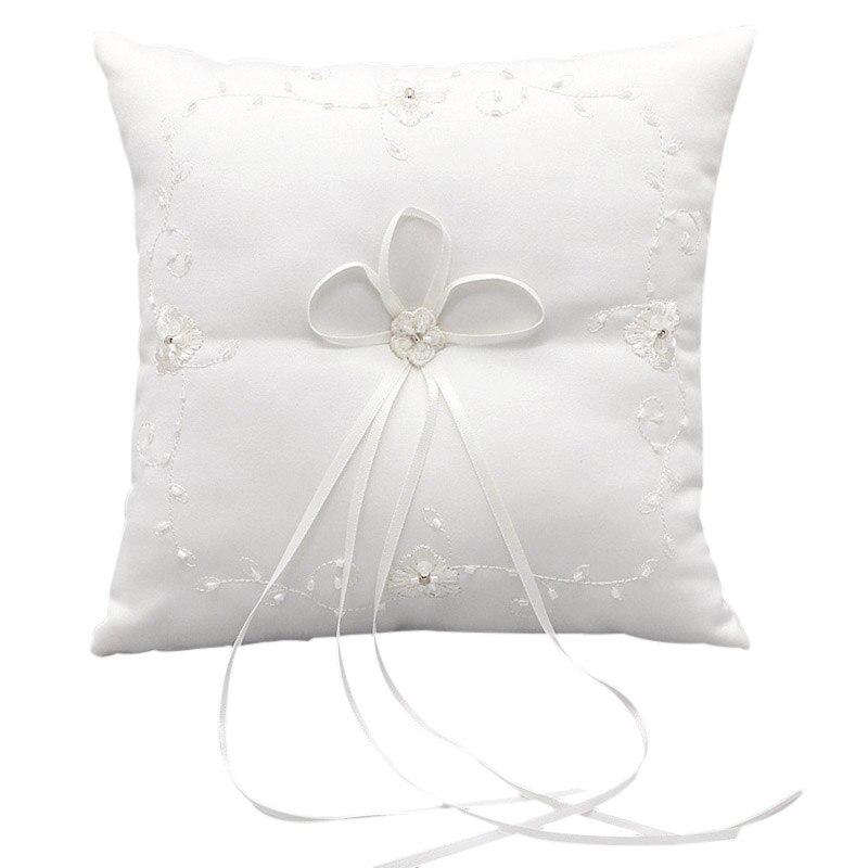 Online Get Cheap Wedding Ring Pillow Patterns Aliexpresscom