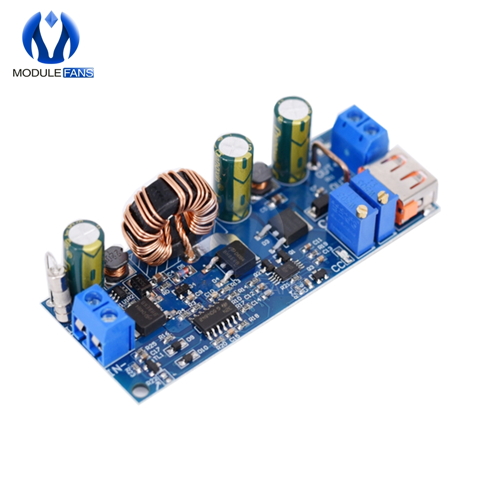 5A DC-DC Boost Step-Up//Down Constant Voltage Current Power Supply Module H A/_O