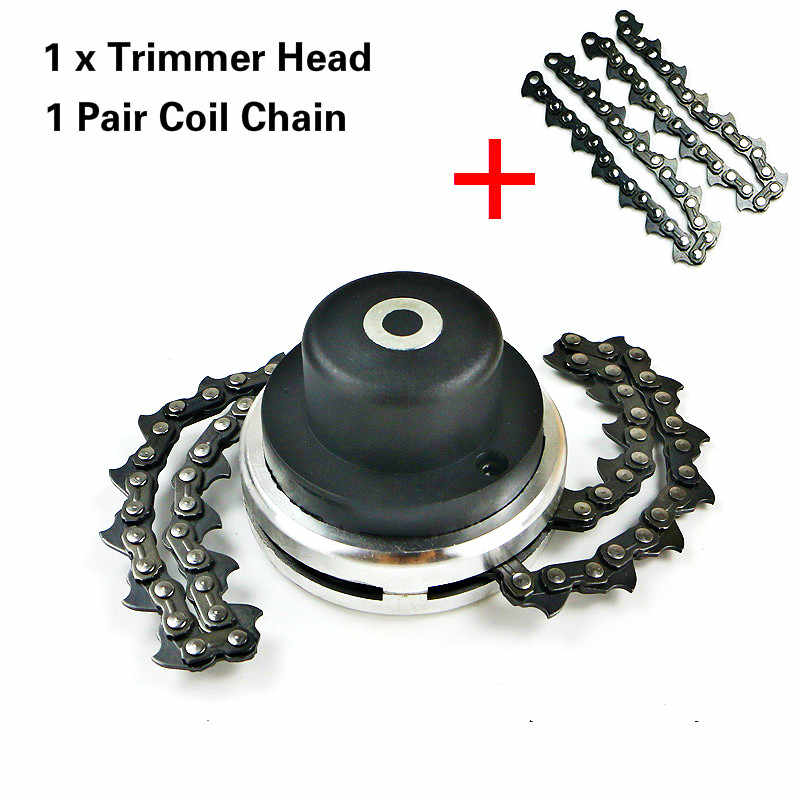 65Mn Trimmer Head With Chain For Stihl Husqvarna Echo Chinese Brush Cutter