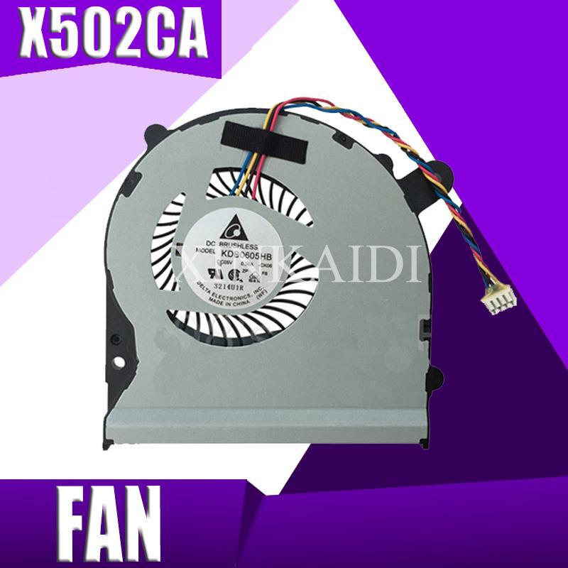 For ASUS  F502 F502C F502CA X502 X502C X502CA S400 S400C S400CA S500 Fan