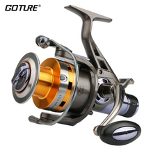 Double Drag Spinning Reel Fishing Reel Left/Right Interchangeable Hand 9+1BB 5.2:1 Carp Fishing Wheel Coil For Freshwater
