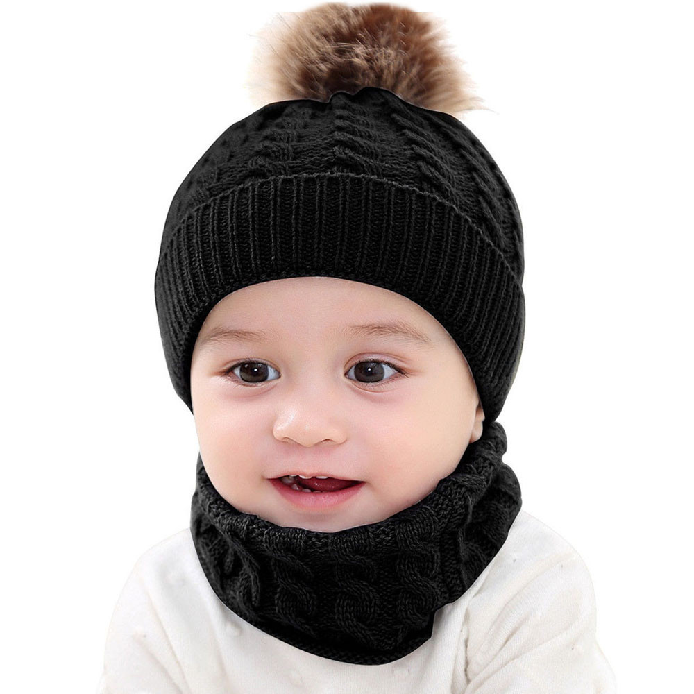 b1920ebf92f9 Detail Feedback Questions about MUQGEW 2Pcs Toddler Baby Hat Girls ...