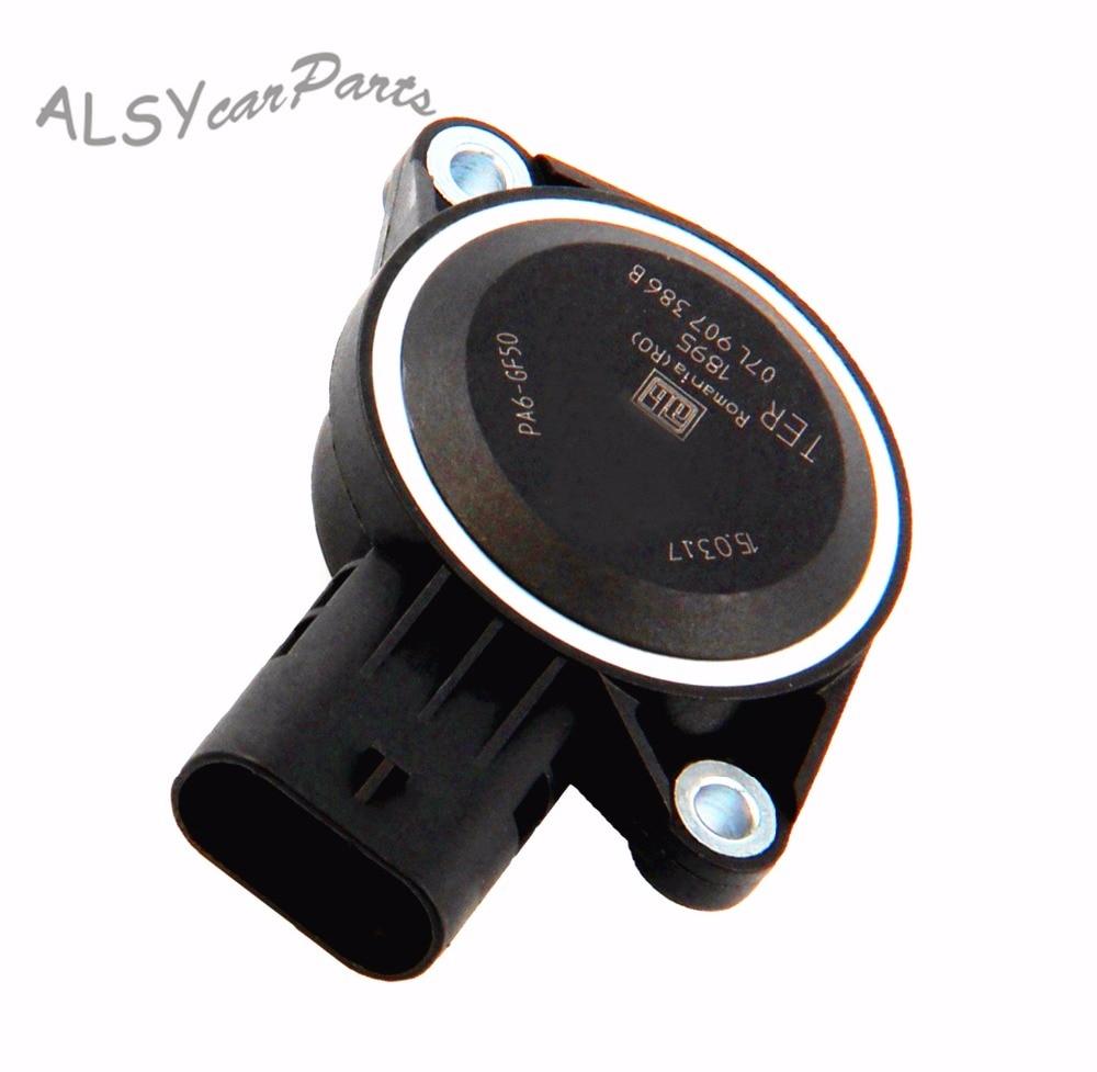 KEOGHS 07L 907 386 NEW 3-Pin Air Intake Manifold Position Sensor For Audi A3 A4 A5 A6 Q5 VW Jetta Golf Passat 2.0T V10-72-1268