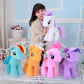 2016  Cartoon Kids Toys Polly Pony TV&Movie Character Stuffed Animal Little Horse Plush Doll for Kids Birthday Gift