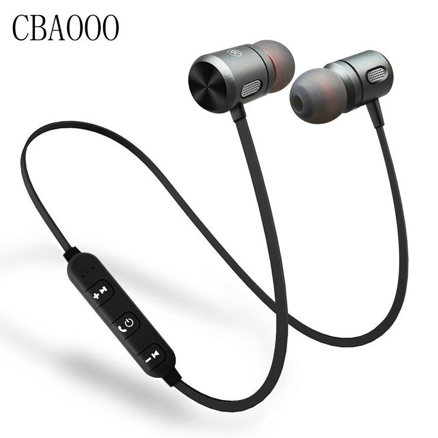 cbaooo c10 bluetooth earphone sport running headsets with mic in ear wireless earphones bass. Black Bedroom Furniture Sets. Home Design Ideas