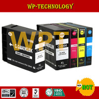 1set 1BK Cartridges Full Pigment Ink For PGI2400 PGI 2400 PGI 2400 For Canon MAXIFY