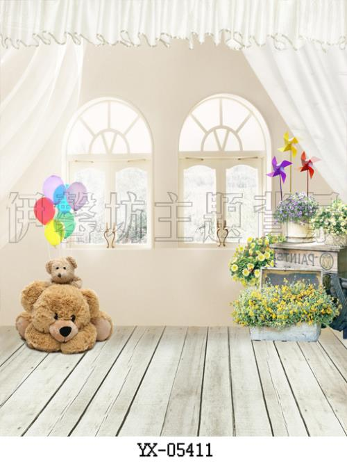 Children's photography background pictures Amoy treasure ...