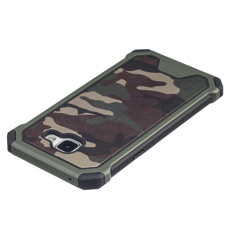 Hybrid Dual Layer Army Armour Camouflage Case for Samsung Galaxy S8 - Բջջային հեռախոսի պարագաներ և պահեստամասեր - Լուսանկար 4