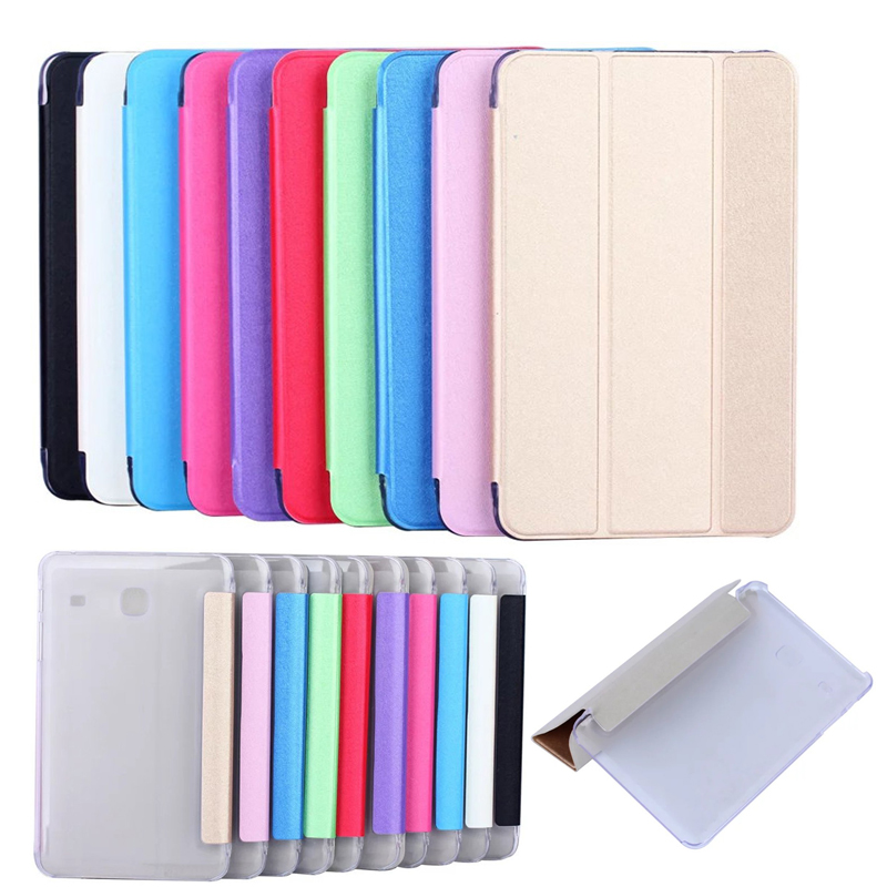 Business high quality PU Leather Flip Cover Case for Samsung Galaxy Tab A 7.0 2016 T280 T281 T285 Wifi/4G lichee pattern flip stand pu leather case for samsung galaxy tab a 7 0 2016 t280 t285 covers for samsung tab a 7 0 t280 t285