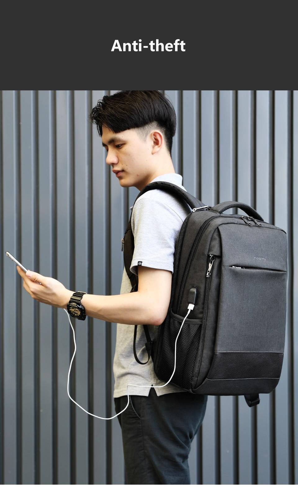 3.NEW usb backpack