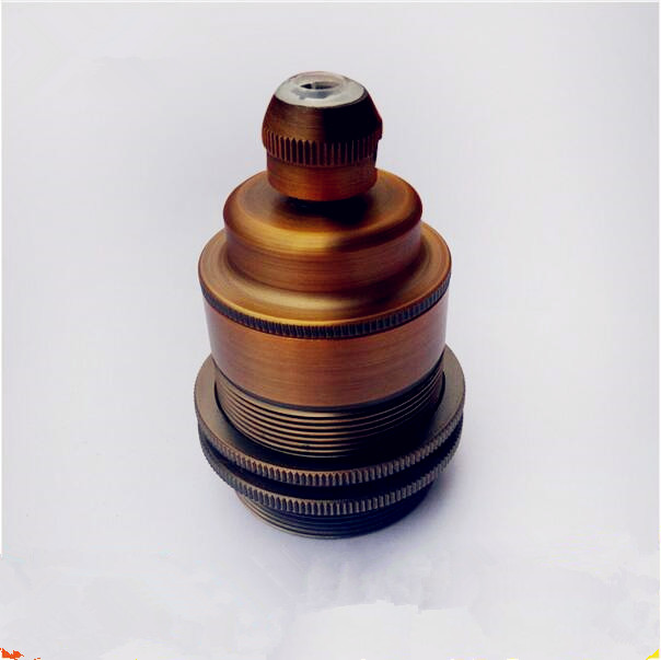 DIY Loft Vintage լամպի կրող E27 լամպի հիմքի - Լուսավորության պարագաներ - Լուսանկար 2