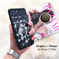 Ringke Air Prism Case For IPhone 7 Plus Flexible TPU 3D Contemporary Design For IPhone 7