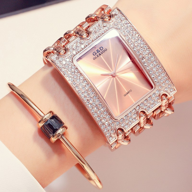 quartz women wristwatches