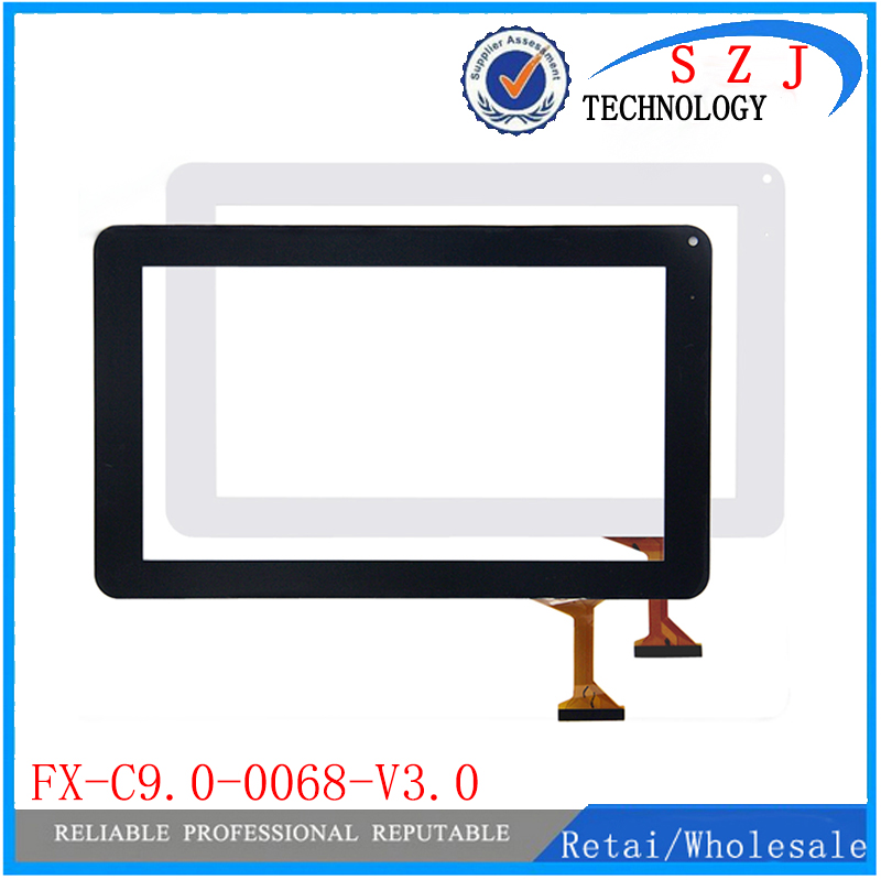 New 9'' Inch Source Code FX-C9.0-0068-v3.0 Tablet PC Touch Screen Panel Digitizer Sensor Replacement Free Shipping