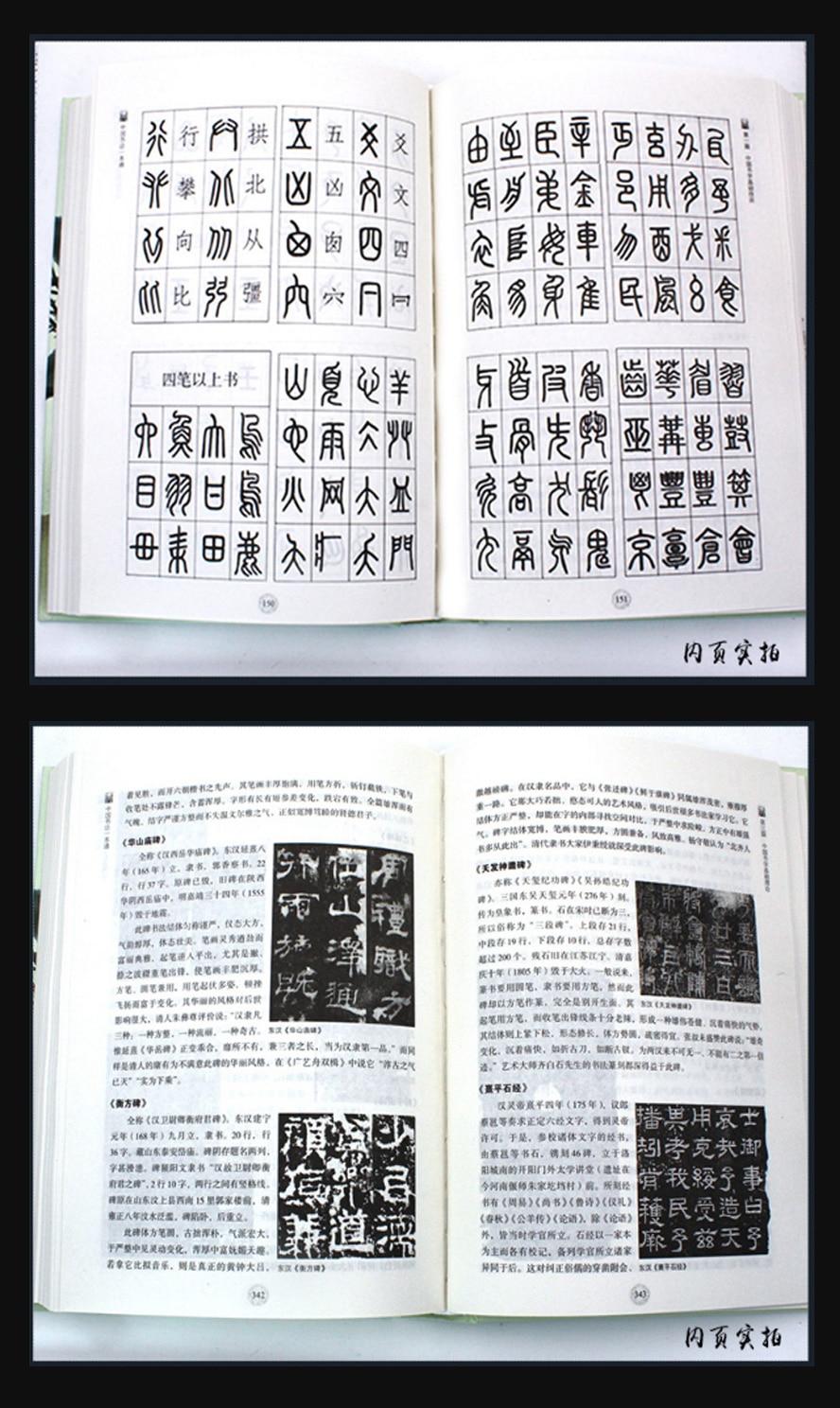 Caligrafia Chinesa famosa obra