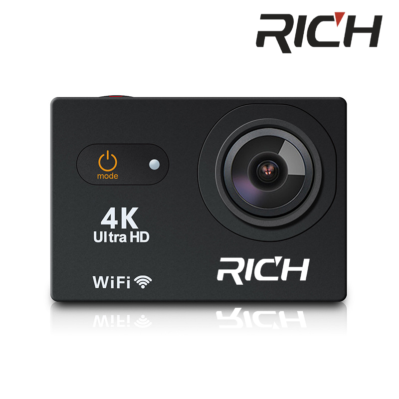 Rich M952 HD 1080P 2inch Screen Action Digital Sport Cam Waterproof 30M DV Camera Mini portable Photo underwater Video Cam
