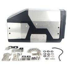 Новинка-для Bmw R1200Gs Lc Adventure 2013- R1200Gs декоративная алюминиевая коробка с инструментами подходит для бокового кронштейна Bmw 4,2 литров