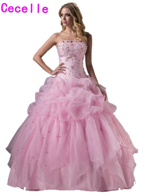 Prom Dresses Long Strapless Corset