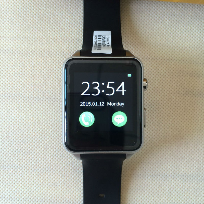 Lonzune Fashion Waterproof Smart Watch IPS Touch Screen Bluetooth 4 0 font b Smartwatch b font