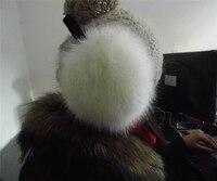 Darmowa wysyłka ponadgabarytowych nauszniki i zima imitacja futra szopa lis cute pakietów ucha pluszowe nauszniki nauszniki ciepłe futro specjalne