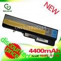 4400мач 6-секционная аккумулятор для ноутбука lenovo ideapad B470 G565 G460 G460A G460L G560 V360 V370 V470 Z460 Z465 Z465A Z560