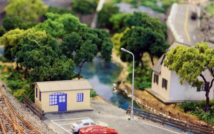 US $21 5 |10pcs / lot 1/87 Model Train ho scale train single head lights  Free Shipping-in Model Building Kits from Toys & Hobbies on Aliexpress com  |