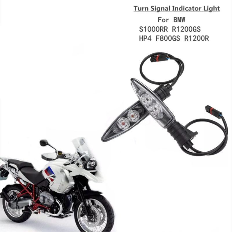 12 Volts Turning signal Blinker For BMW R1200GS HP4 S1000R S1000RR S1000XR Front / Rear LED Turn Signal Indicator Light Blinker s1000rr turn led lights