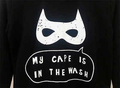 Mode Baby Kinder Jungen Langarm Batman Pullover Tops T-shirt Sweatshirt Winter Herbst Baumwolle Sweatshirts Größe 2T-6